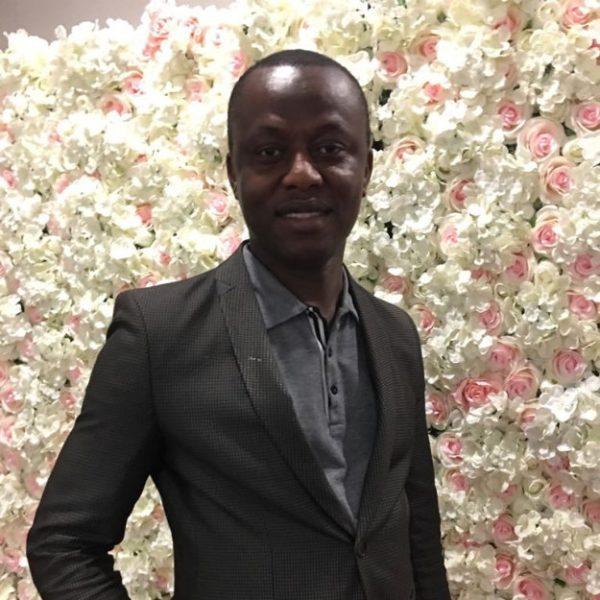Mr Ambrose Obinma - Secretary